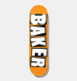 Baker Skateboards Brand Name Pixelated BH 8.475""