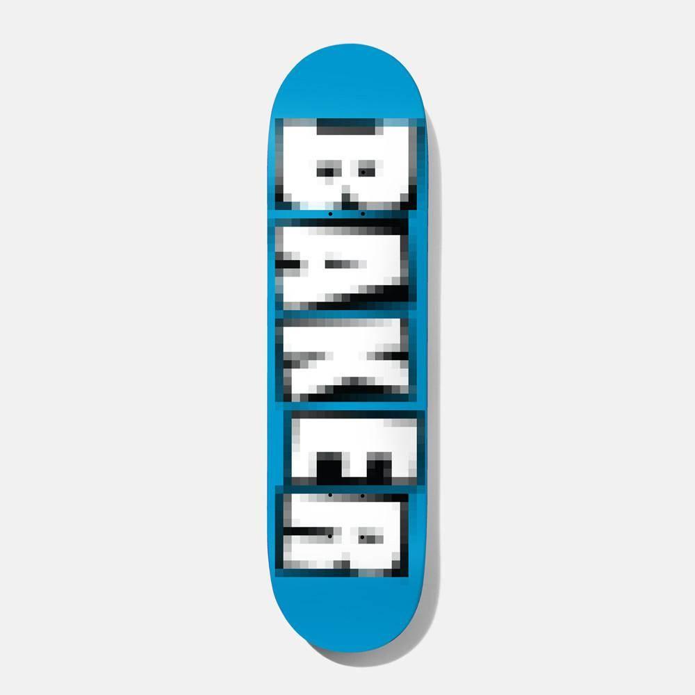 """Baker Skateboards Brand Name Pixelated AR 7.75"""""""