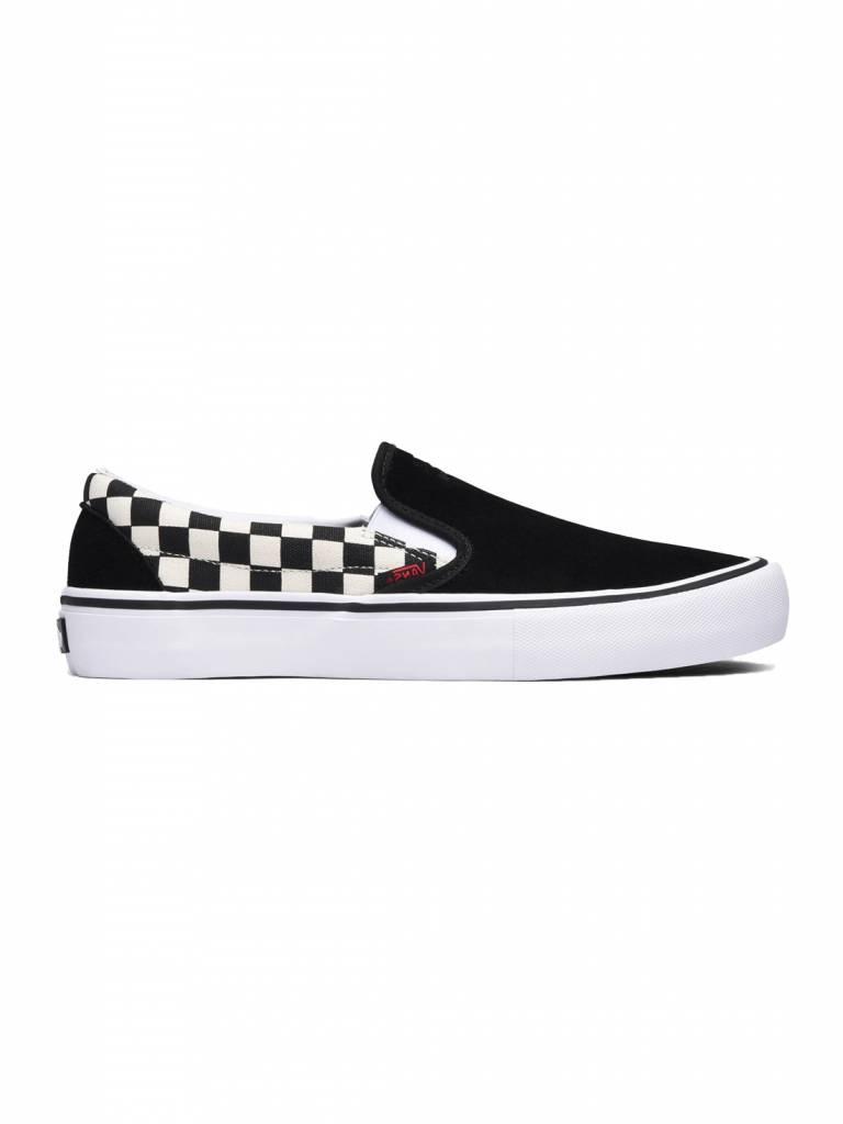 Vans Shoes Slip On Pro Thrasher Black/Checker