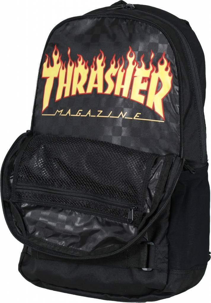 Vans Shoes Authentic 3 Backpack Thrasher/Black