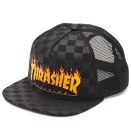 Vans Shoes Vans x Thrasher Trucker Hat