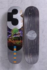 Quasi Skateboards Memory (green) 8.5