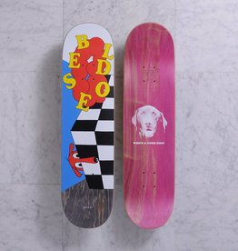 Quasi Skateboards Bella (Blue) 8.125