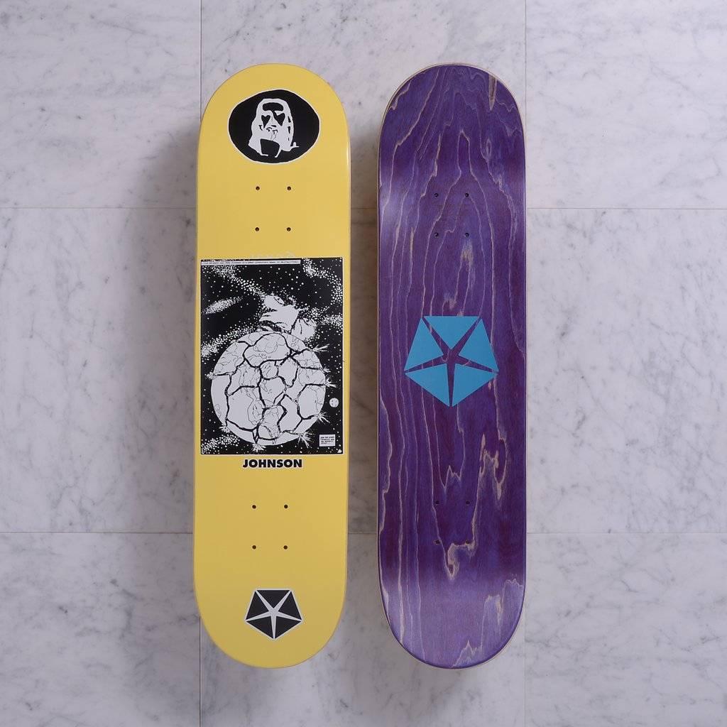 Quasi Skateboards Doomsday (Yellow) 8.0