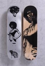 Quasi Skateboards Genesis (Silver) 8.25