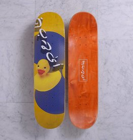 Quasi Skateboards Ducking (yellow) 8.25
