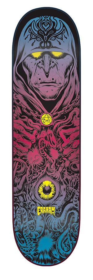 "Creature Skateboards Graham High Priest 9.125"""
