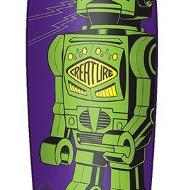 Creature Skateboards Kustom Robot 7.4""