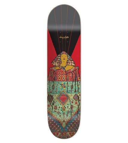 Chocolate Skateboards Hsu Goddess 8.0""