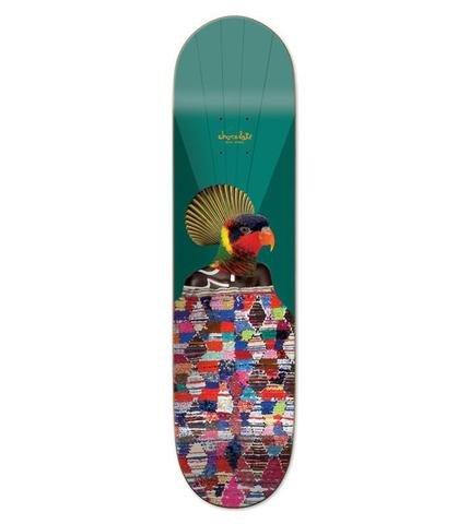 "Chocolate Skateboards Brenes Goddess 8.125"""