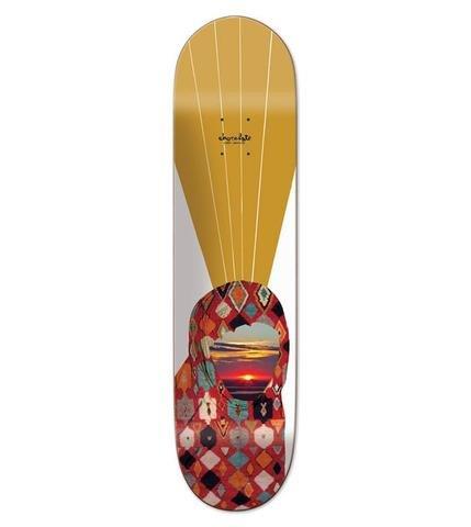 "Chocolate Skateboards Anderson Goddess 8.125"""