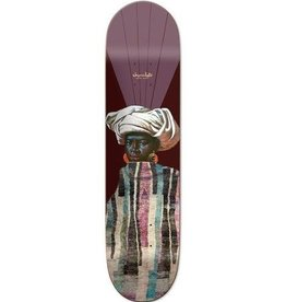 "Chocolate Skateboards Alvarez Goddess 8.0"""