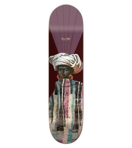 Chocolate Skateboards Alvarez Goddess 8.0""