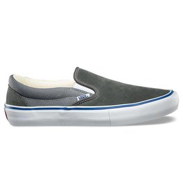 Vans Shoes Slip On Pro Gunmetal Two Tone