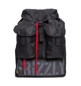 Grizzly Griptape Everest Basecamp Bag Black