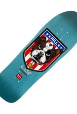Powell Peralta Frankie Hill Bull Dog Blue 10.0