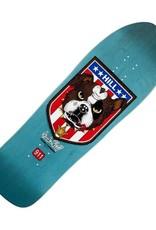 Powell Peralta Frankie Hill Bull Dog Blue 10.0