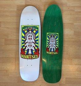 Prime Skateboards Jef Hartsel Lilabela Cross Old School