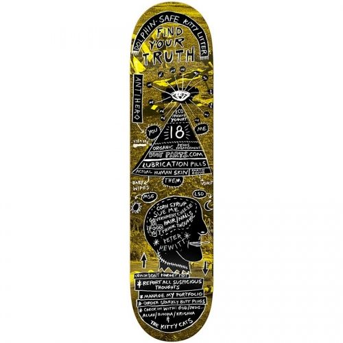 Anti Hero Starchart Hewitt 8.25""