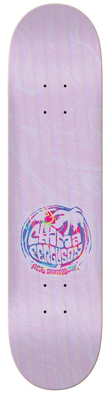 Real Skateboards Slicked Iced Chima 8.06""