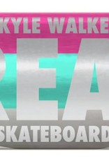 Real Skateboards Shine Oval Walker 8.38""