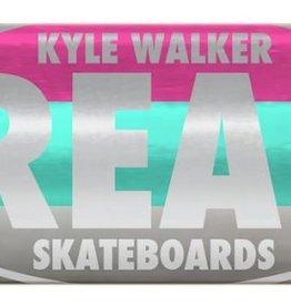 "Real Skateboards Shine Oval Walker 8.38"""