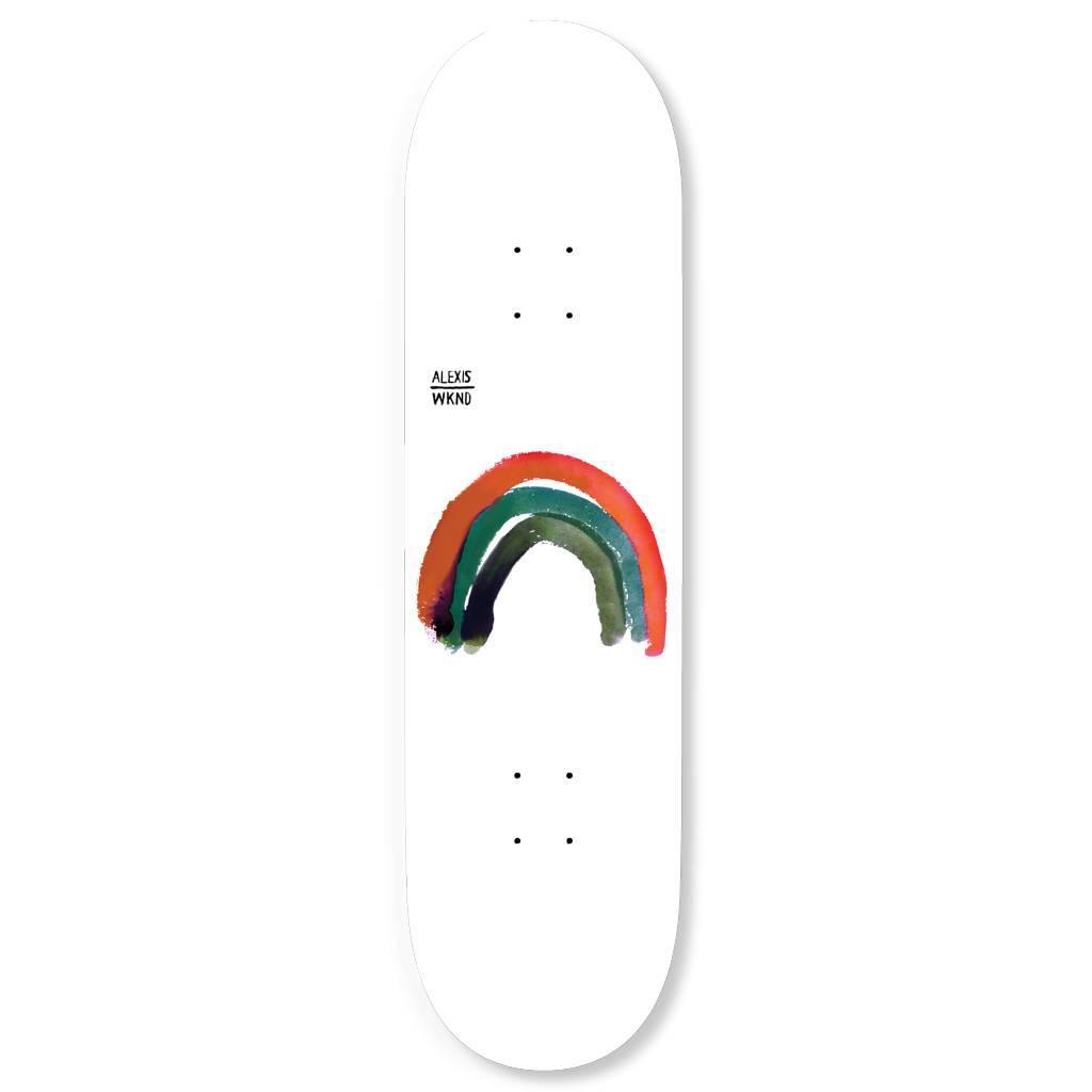 """WKND Rainbow Alexis 8.0"""""""