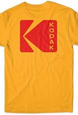 Girl Skateboard Company Kodak Exposure Tee Gold