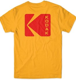 Girl Skateboard Company Kodak Exposure Tee Gold