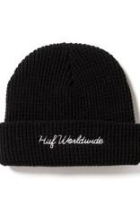 HUF Worldwide Waffle Knit Beanie