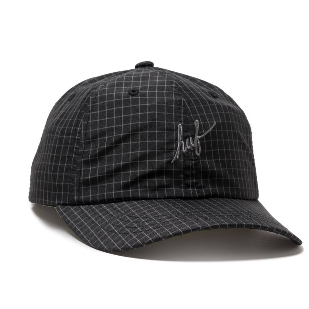 HUF Flynn Curved Visor 6 panel