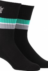 HUF 1984 Stripe Crew Sock