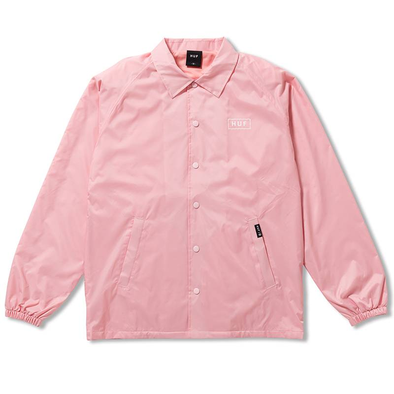 HUF Bar logo Coaches Jacket