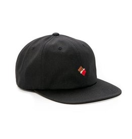 Chocolate Skateboards Chocolate Emoji Hat Black