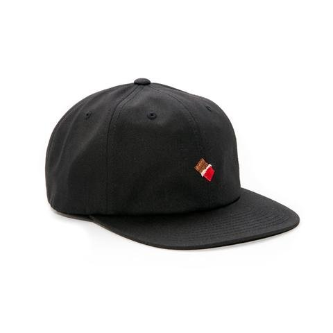 Chocolate Skateboards Chocolate Emoji Hat Black