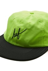HUF Formless Script 6 Panel Lime