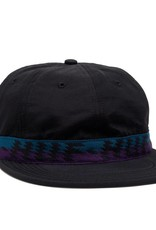 HUF Landers Formless 6 Panel Black
