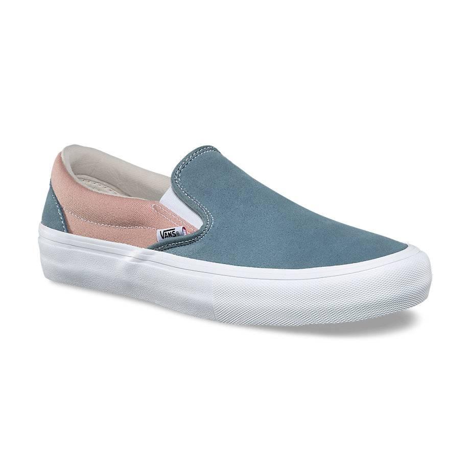 Vans Shoes Slip On Pro Goblin Blue/Pink