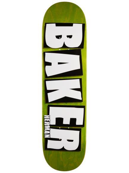 """Baker Skateboards BH Brand Name Veneer 8.25"""""""