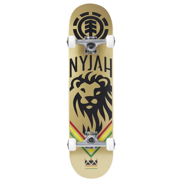 "Element Skateboards Nyjah King Complete 7.7"""