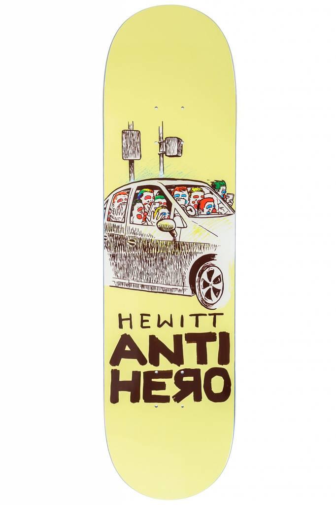 Anti Hero Hewitt Overcrowd 8.28