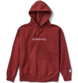 Numbers Edition Embroidered Wordmark Pullover