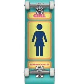 """Girl Skateboard Company Mike Mo OG Girl Complete 7.5"""""""