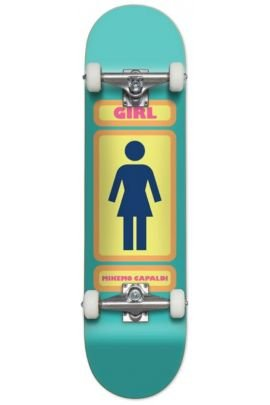 Girl Skateboard Company Mike Mo OG Girl Complete 7.5""