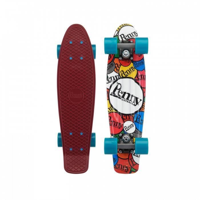 """Penny Skateboards Penny Complete Sticker Slap 22"""""""