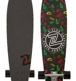 Z Flex Z-Flex Roundtail Longboard Pineapple Island