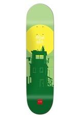 "Chocolate Skateboards Crail Classics Sunset Berle 8.375"""