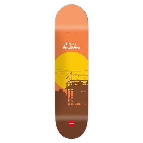 """Chocolate Skateboards Crail Classics Sunset Anderson 8.125"""""""