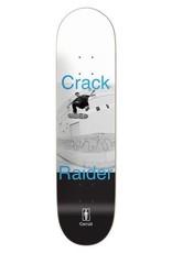 "Girl Skateboard Company Carroll Crack Raider 8.375"""