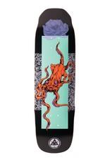 """Welcome Skateboards Bactocat on Sledgehammer Black 9.0"""""""